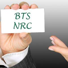 A quoi mène le BTS NRC ?