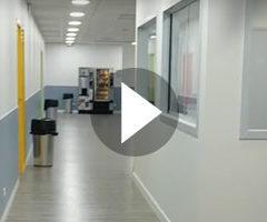 Nouveaux locaux pour le centre de Grenoble